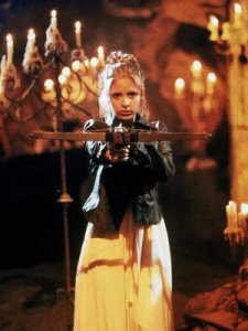 Prophecy Girl: Buffy gets real.